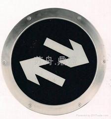 DS-BLJC-1LRE I 0.45W-D250-ISM-G01集中電源集中控制型消防應急標誌燈具