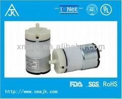 Micro Air diaphragm pump uesd for