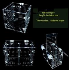 acrylic fish tank, isolation box, aquarium products