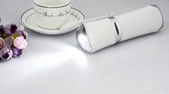 4 合1 蓝牙音箱移动电源带LED手电筒