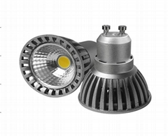 HOT! 5.5W led spotlight with Reflector Cup