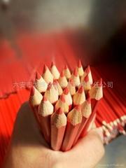 7寸彩芯12色铅笔