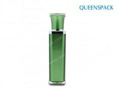 square cosmetic bottle