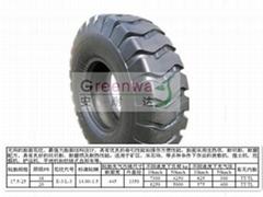 30装载机轮胎17.5-25