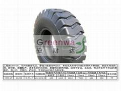 大型矿用工程胎1800-25