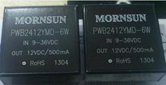 PWB2412YMD-6W 全线热销金升阳电源模块