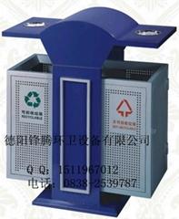 貴陽鋼制垃圾桶