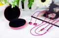 Apple Mobile Sync compatible headphone wire cd music hifi mp3 mp4