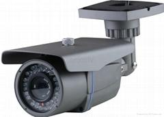 HD-SDI 1080P Waterproof Bullet Camera with 6mm lens 36pcs IR Led
