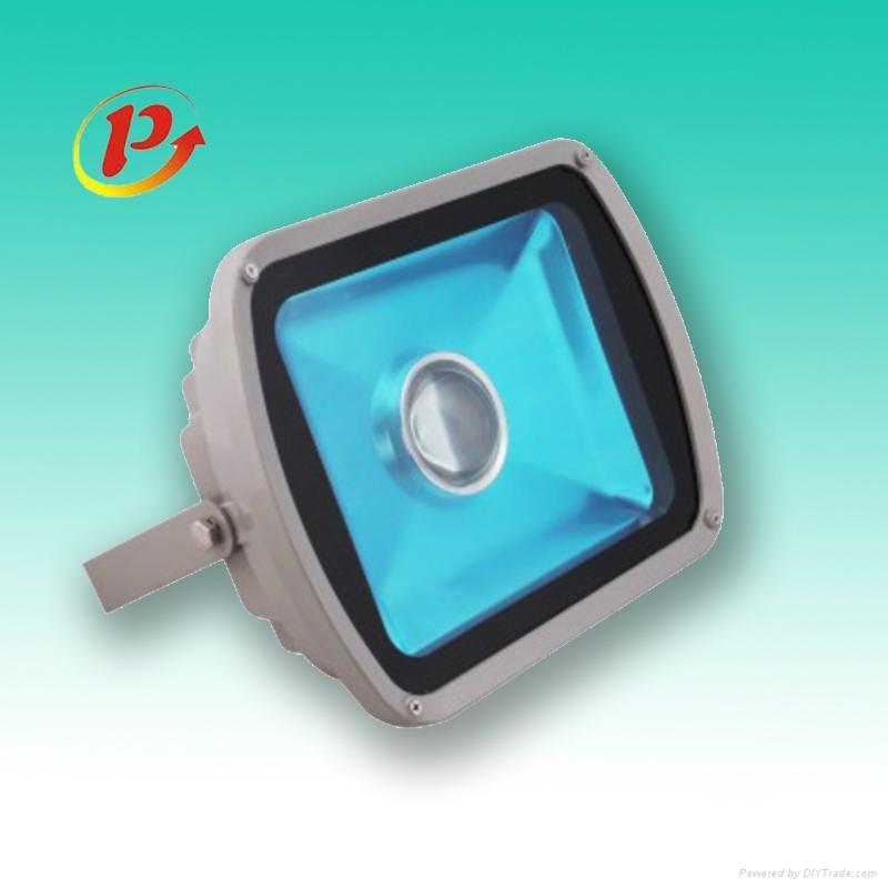 LED投光灯外壳 1