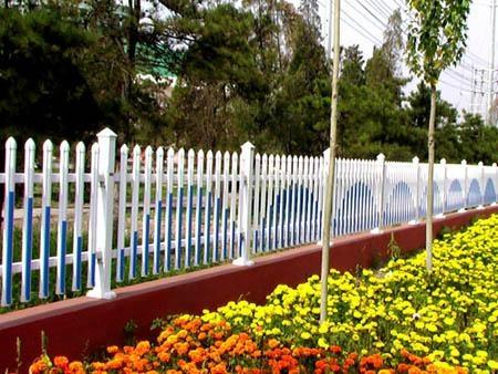 成都德阳PVC围栏 2