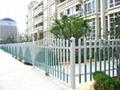 成都围墙PVC栏杆 3