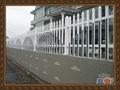 成都庭院塑胶PVC围栏