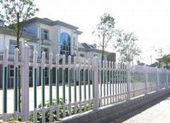 成都塑钢栅栏PVC护栏