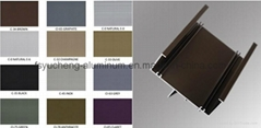 6063/6061 Aluminium Profile Round Rod /Aluminum Billet