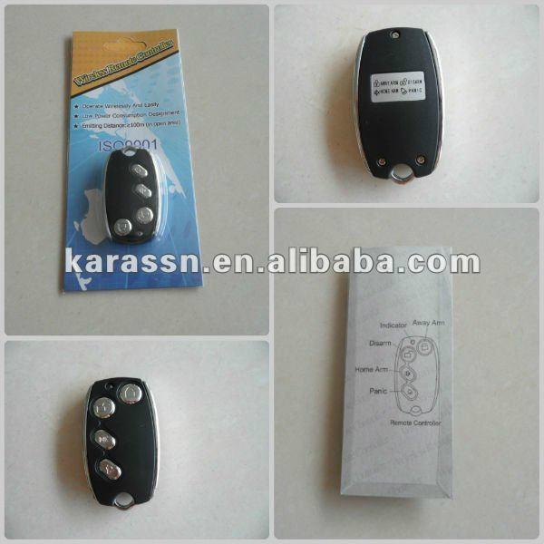 Self Defense Products Alarm Wireless Remote Control 433MHz 2