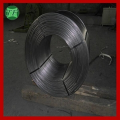 manufacture supply Solid Ca cored wire