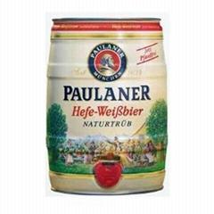 德国慕尼黑普拉那柏龙小麦白啤酒