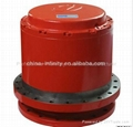 Infinity up to 450kNm High Torque Hydraulic Speed Reducer