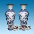 青花瓷大花瓶 1
