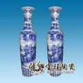青花瓷大花瓶 3
