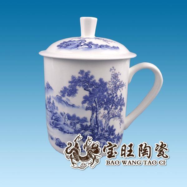 陶瓷禮品茶杯 1