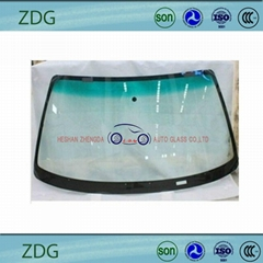 float auto windshield for SEAT focus body kit hot sale laminated windshield