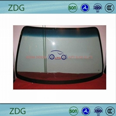 body kit auto heated windshield glass china new car laminated windscreen
