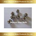 Steel grinding balls factory
