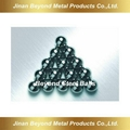 Steel balls for bearing