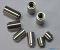 钛合金精密零件去毛刺磁力研磨机 4