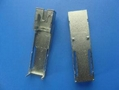 钛合金精密零件去毛刺磁力研磨机 5