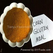 Feed Grade Corn Gluten Meal 60% 3