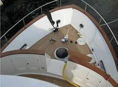 游艇专用抗海虫白蚁缅甸柚木甲板