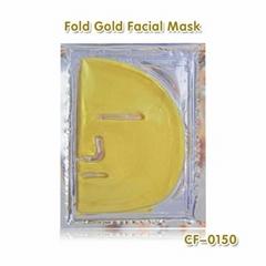 Folder Crystal collagen mask