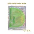 Folder Crystal collagen mask  2