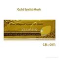 Collagen gel gold eyelid mask  2