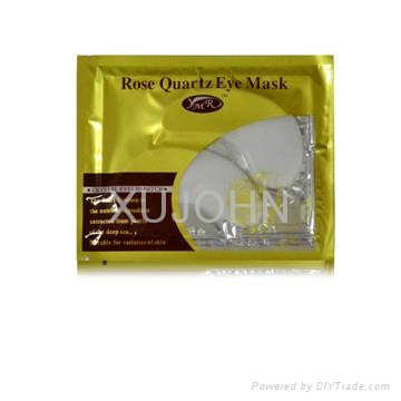 Gold collagen diamond eye mask  4