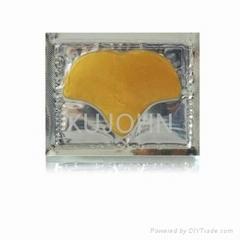 Golden collagen gel nose mask