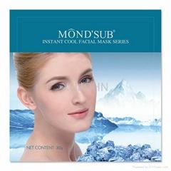 Iced Refreshing and Moisturizing Facial Mask