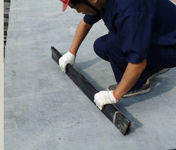 Elastomeric Waterproofing Membrane : Wp sbs wet application width elastomeric modified bitumen