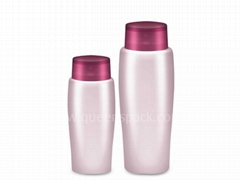 PE lotion bottle