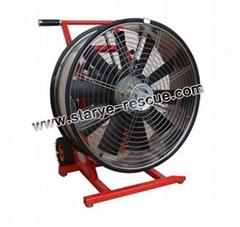 Firefighting smoke ventilator centrifugal blower fan manufacturer
