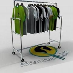 服裝展示櫃