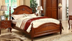 Classic wooden furniture