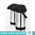Stainless steel air pump pot, vacuum