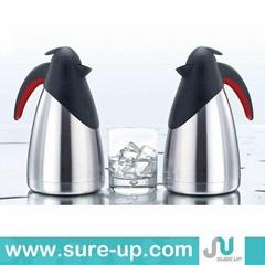 double wall stainless steel  vacuum water jug