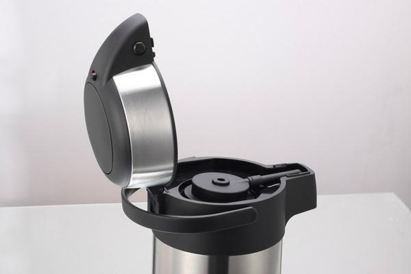 Stainless steel double wall vacuum thermos air pot  3