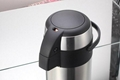 Stainless steel double wall vacuum thermos air pot  4