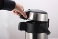 Stainless steel double wall vacuum thermos air pot  5